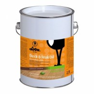Loba Deck&Teak Oil Тиковое масло
