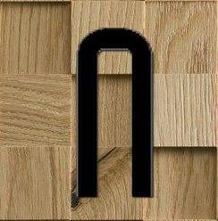 Деревянная плитка