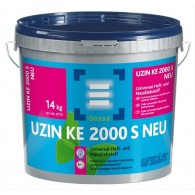 UZIN KE 2000 S Клей для эластичных напольных покрытий