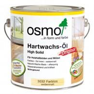 Osmo Hartwachs Oil Farbig Цветное масло c воском