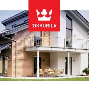 Краски для наружных работ Tikkurila