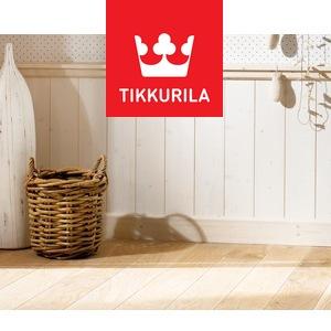 Краски для внутренних работ Tikkurila