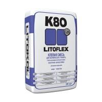 Litokol Litoflex K80 Клей для укладки керамогранита