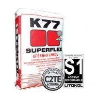Litokol Superflex K77 Высокоэластичный клей