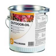 Pallmann Outdoor-Oil Террасное масло