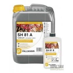 Pallmann SH 81Амін-алкідний паркетний лак