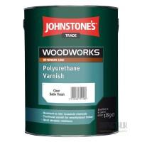 Johnstone's Polyurethane Varnish Полиуретановый лак для пола