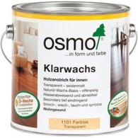OSMO Klarwachs масло-воск для твердых пород