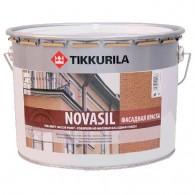 Tikkurila Novasil Акрилатная фасадная краска