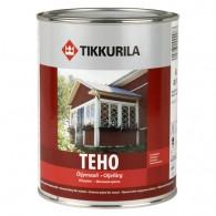Алкидномаслянная краска Tikkurila Teho