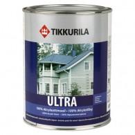 Акрилатная краска для фасадов Tikkurila Ultra