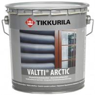 Перламутровая фасадная лазурь Tikkurila Valtti Arctic