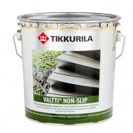 Масло для дерева Tikkurila Valtti Non-Slip
