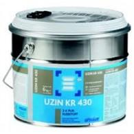 Uzin KR430 Полиуретановый 2К клей для резиновых покрытий, иск. травы