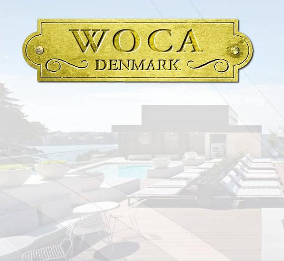 Продукты WOCA для защиты и окрашивания древесины